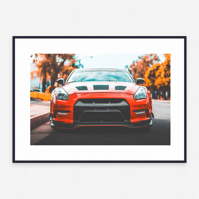 Car Poster #1790 - Print Art - Exclusive Posters and Prints Online
