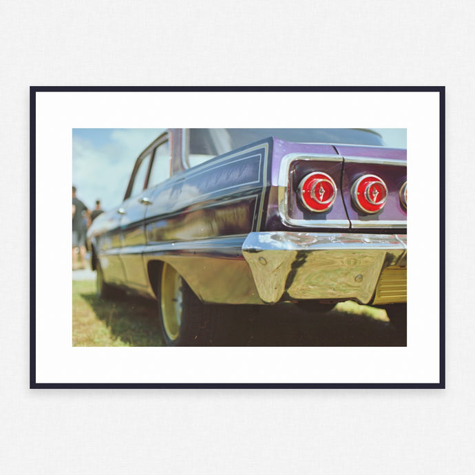 Car Poster #1852 - Print Art - Exclusive Posters and Prints Online