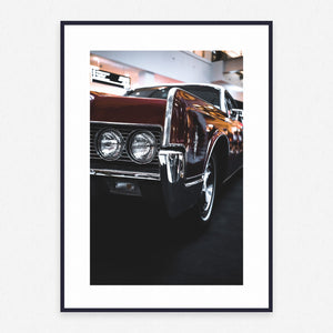 Car Poster #1871 - Print Art - Exclusive Posters and Prints Online