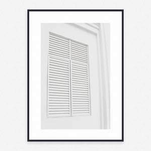 Window Poster #1895 - Print Art - Exclusive Posters and Prints Online