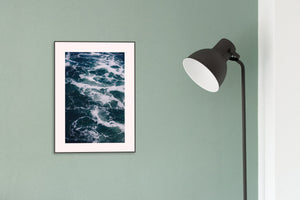 Water Poster #2407 - Print Art - Exclusive Posters and Prints Online