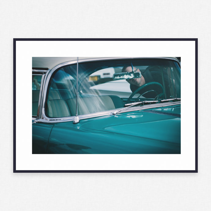 Car Poster #2613 - Print Art - Exclusive Posters and Prints Online