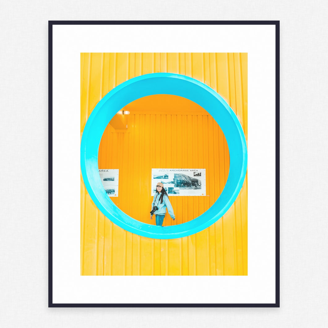Yellow Poster #2882 - Print Art - Exclusive Posters and Prints Online