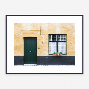 Building Poster #3089 - Print Art - Exclusive Posters and Prints Online