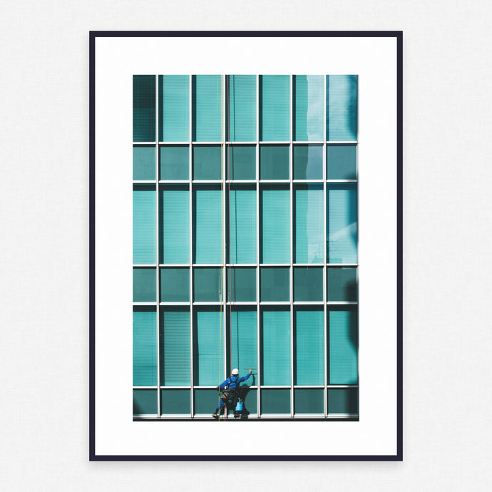 Window Poster #3157 - Print Art - Exclusive Posters and Prints Online