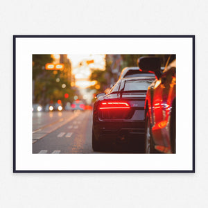 Car Poster #3604 - Print Art - Exclusive Posters and Prints Online