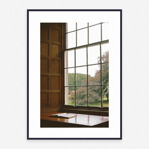 Window Poster #3710 - Print Art - Exclusive Posters and Prints Online