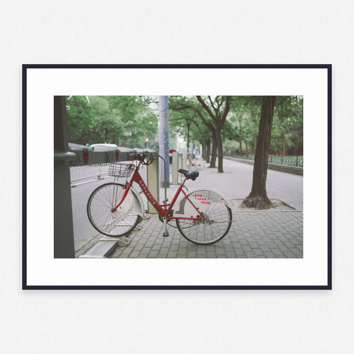 Bicycle Poster #3930