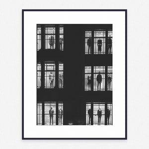 Window Poster #4433 - Print Art - Exclusive Posters and Prints Online