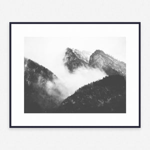 Mountain Poster #4526 - Print Art - Exclusive Posters and Prints Online