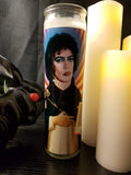 Frank N Furter Saint Candle - Rocky Horror Saint Candle