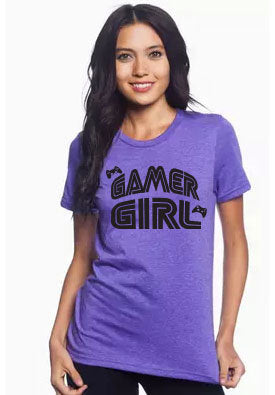 Gamer Girl T-Shirt