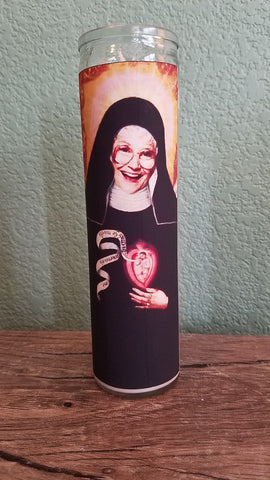 Sophia of Golden Girls Saint Candle-Prayer Candle Golden Girls, Estelle Getty