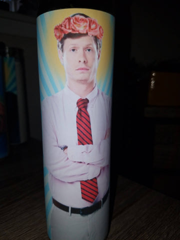 Anders Workaholics Saint Candle