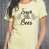 Save The Bees Women's T-shirt
