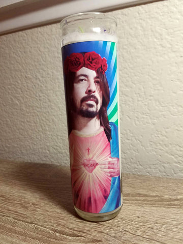 Dave Grohl Saint Candle