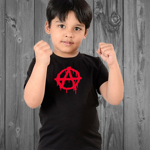Anarchy Toddler  T-Shirt