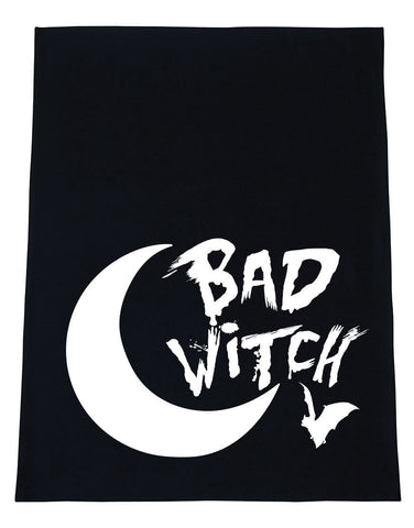 Bad Witch Kitchen Tea Towels - Set of 2
