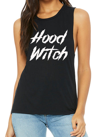 Hood Witch Muscle Tank