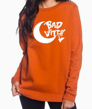 Bad Witch Sweatshirt
