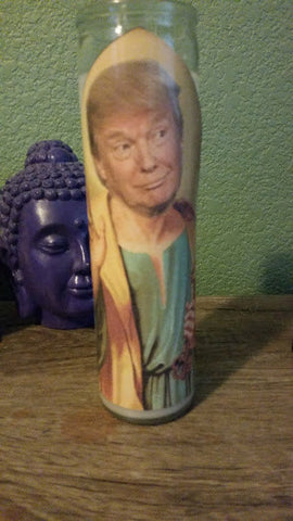 Donald Trump Saint Candle-Prayer Candle The Donald