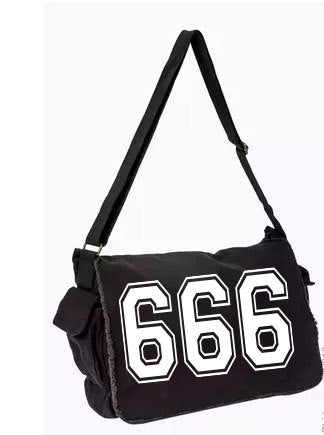 666 Messenger Bag