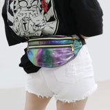 Holo Fanny Pack - Multi Colors