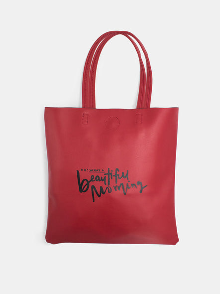 Bolso Beautiful Morning Rojo