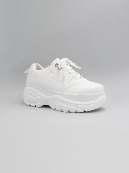Zapatillas New Sandy White