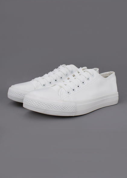 Zapatillas Star All White