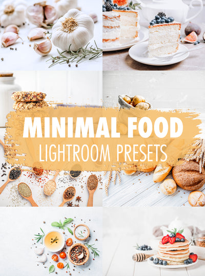 10 Beautiful Food Lightroom Presets - Mobile & Desktop