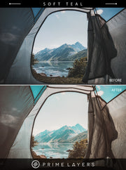 10 Adventure Lightroom Presets - Mobile & Desktop