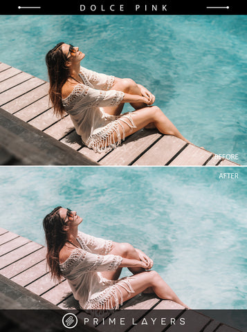 10 Beach Sandals Lightroom Presets - Mobile & Desktop