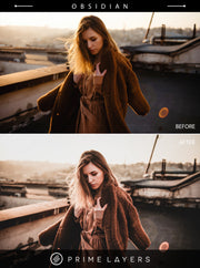 10 Vibrant Blacks Lightroom Presets - Mobile & Desktop