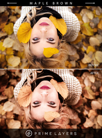 10 Vibrant Fall Lightroom Presets - Mobile & Desktop