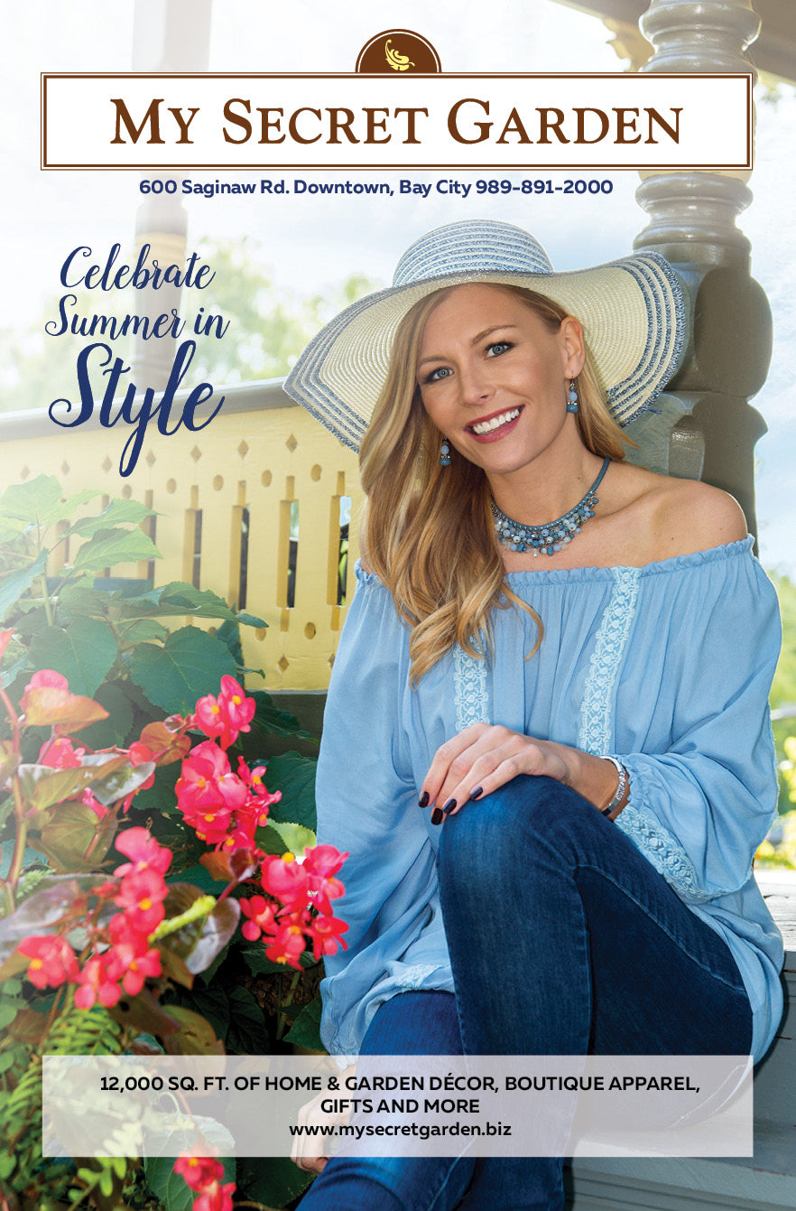 My Secret Garden Summer 2018 Catalog