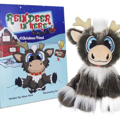 Reindeer In Here Gift Set