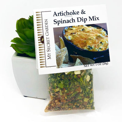 Artichoke & Spinach Dip Mix