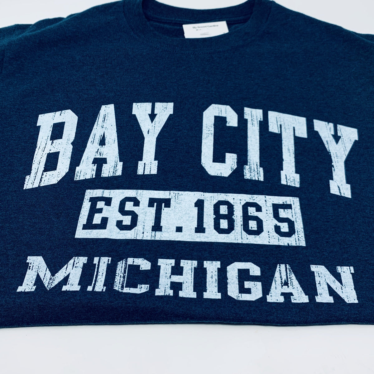 Bay City, MI Est Tee
