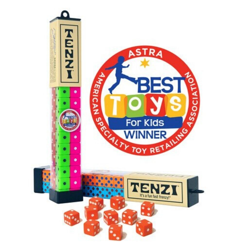 Tenzi & Tenzi Party Pack