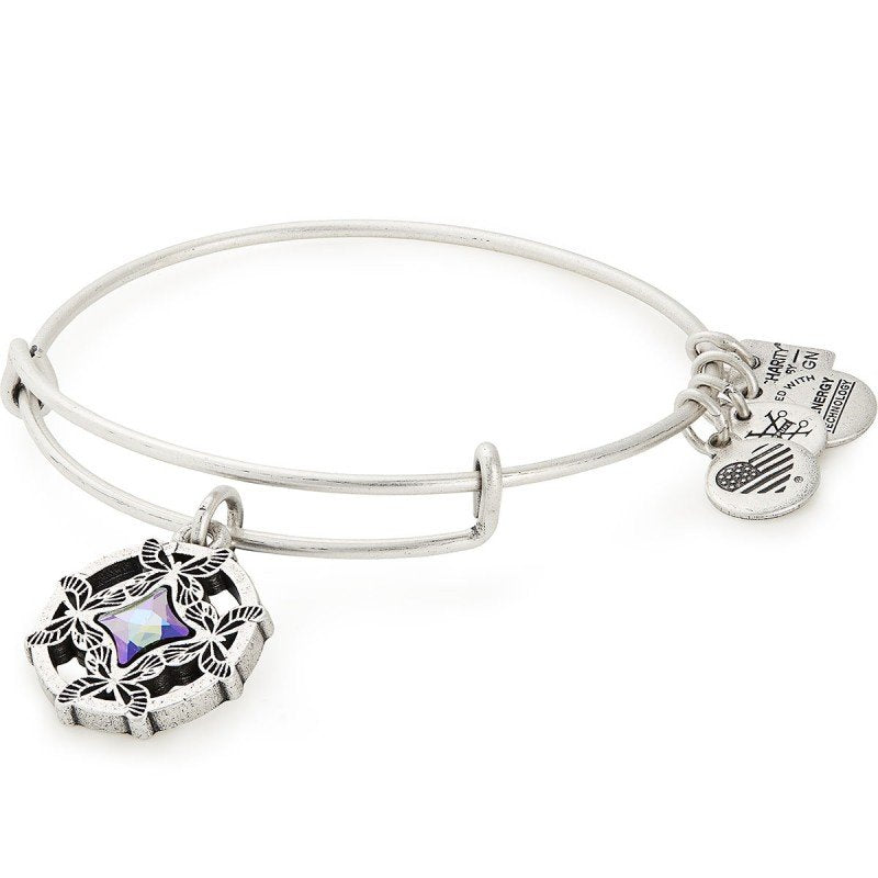 Wings Of Change II Charity By Design Charm Bangle
