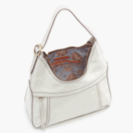 Fortune Latte Hobo Purse