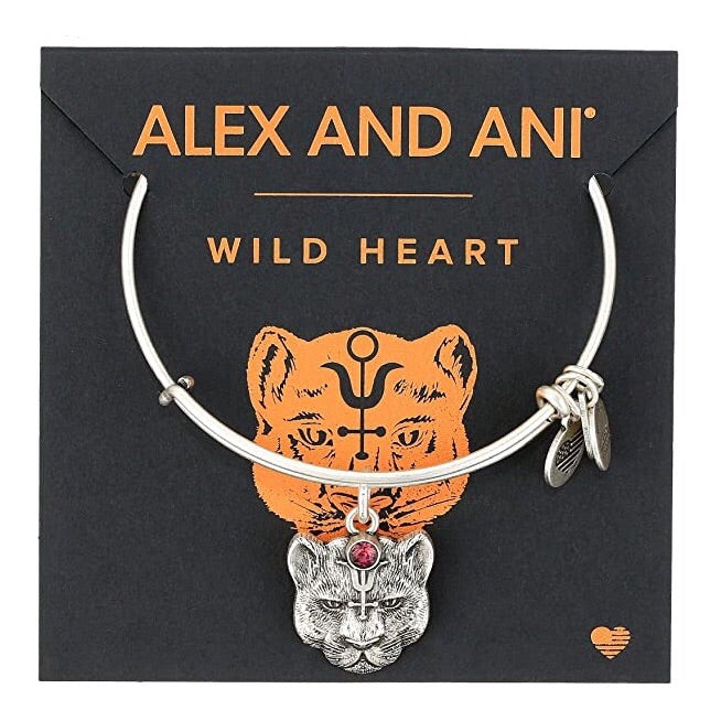 Wild Heart II Charm Bangle - Retired