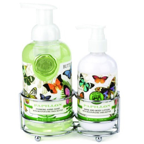 Soap & Lotion Caddy Set