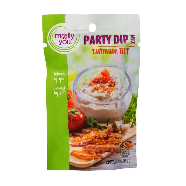 Molly & You Party Dip Mix
