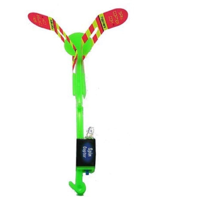 Spin Copter LED Toy