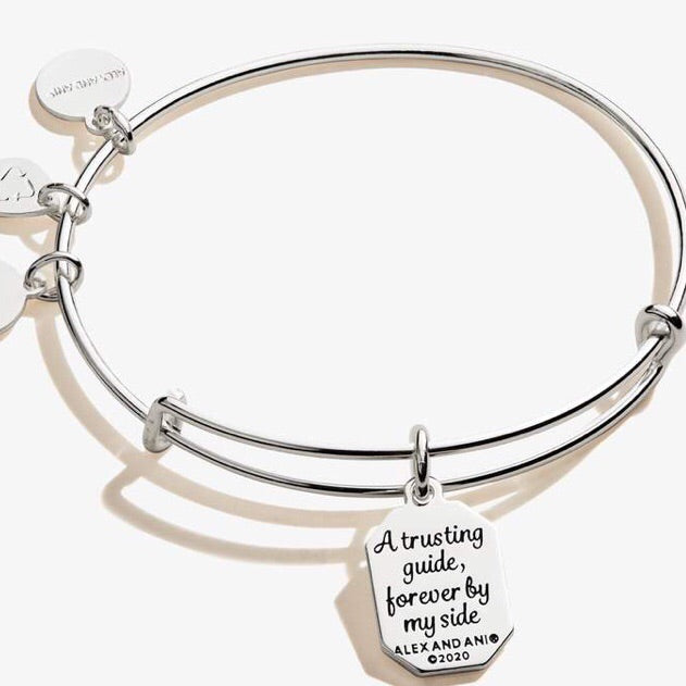 Because I Love You Aunt 'Trusting Guide' Bangle