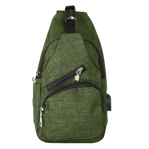 Anti Theft Day Pack Large