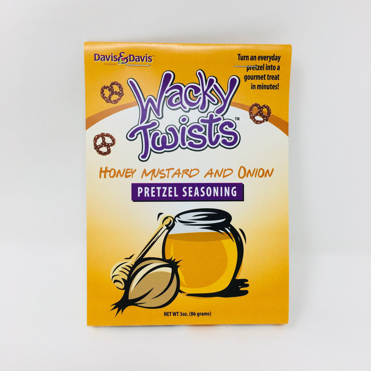 Wacky Twists Pretzel Seasoning