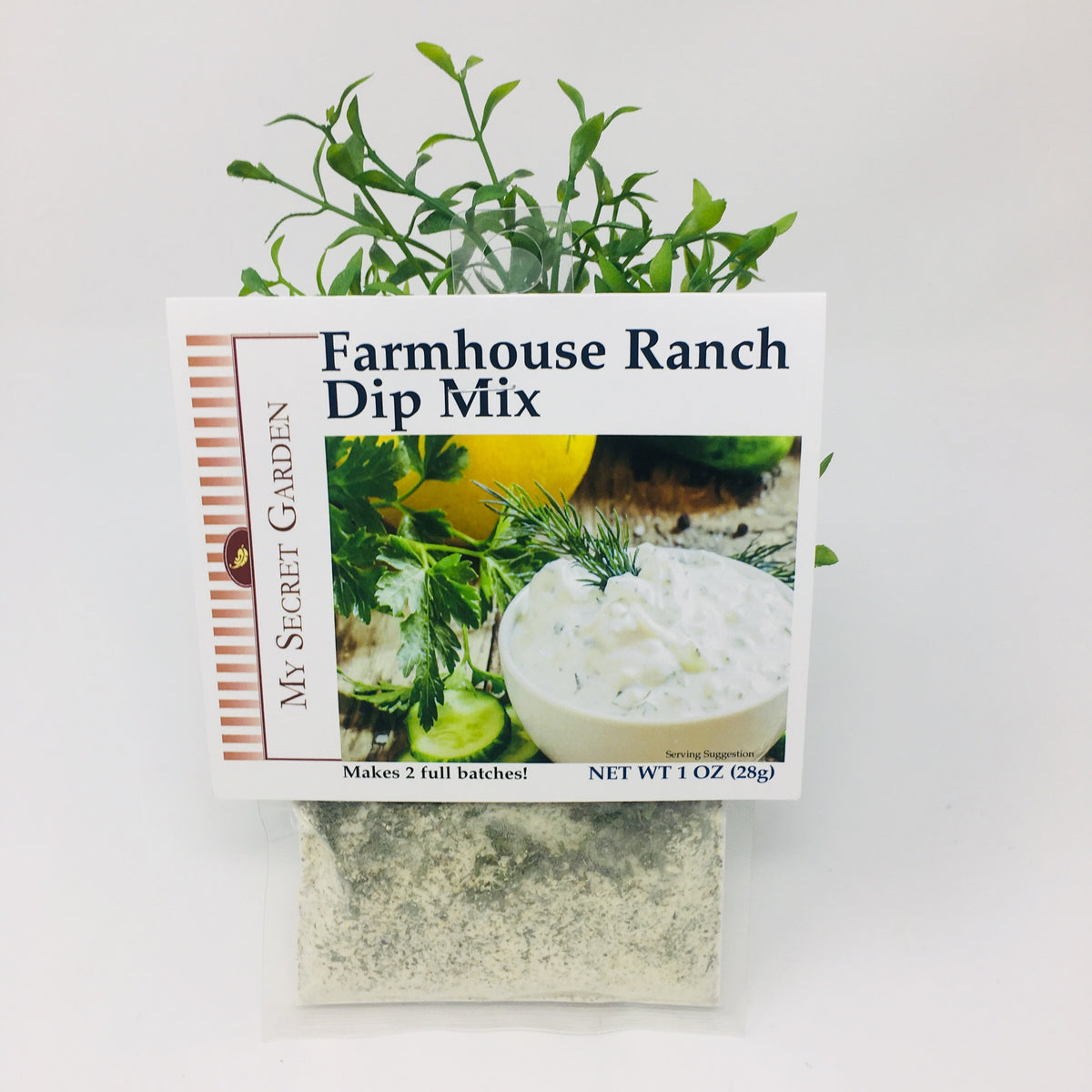 Farm House Ranch Dip Mix